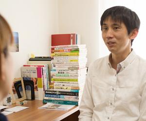 横浜アーク整体院 心理カウンセリングの専門家「佐瀬竜一」
