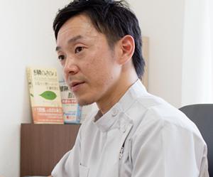 自律神経失調症に詳しい横浜アーク整体院の小見山