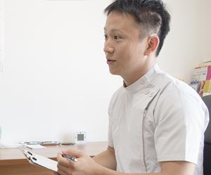 肩こりにも詳しい横浜アーク整体院の鈴木