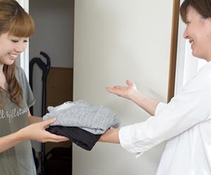 横浜アーク整体院の施術の流れ4「服装について」