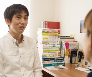 横浜アーク整体院では、整体だけでなく心理カウンセリングもうけることができます。