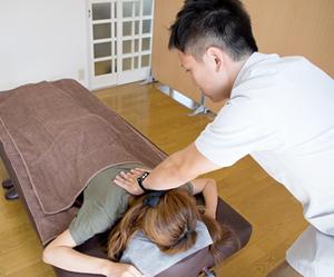 横浜アーク整体院の「整体療法」について