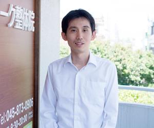 横浜アーク整体院の「心理カウンセリングのプロ」である佐瀬先生