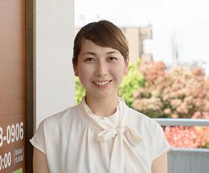 横浜アーク整体院の「腹式呼吸法講座の講師」である田邊先生