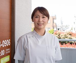 横浜アーク整体院 副院長 立川ひろ子