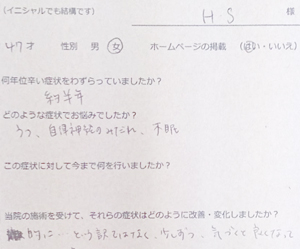 「うつ病で仕事ができなくなり自宅療養に」なったという横浜市のH・Sさん