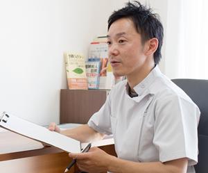 うつ病に詳しい横浜アーク整体院のスタッフ